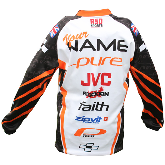 92679058c Pure Replica Race Jersey Youth